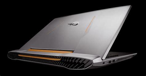 Asus Republic Of Gamers Announces Rog G752 Gaming Laptop