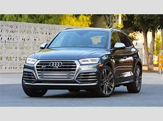 2018 Audi SQ5 Review 'S' Is For?