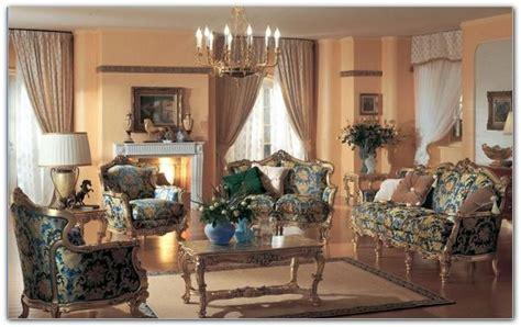 mobili buscemi arredamenti omero salotto barocco