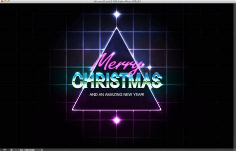 christmas artwork  photoshop