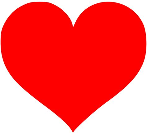 From wikimedia commons, the free media repository. File:Love Heart SVG.svg - Wikimedia Commons