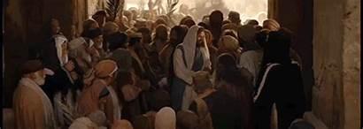 Entry Jerusalem Into