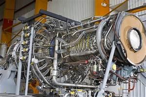 Ge Lm2500 G4 Gas Turbine    Aeroderivative 36 3 Mw