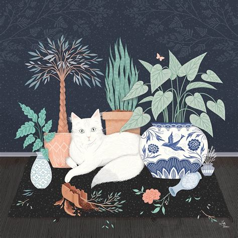 celebrate caturday   cat illustrations  fab felines