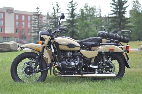 Ural Gear Up Image by 2016 Ural Gear Up Sold