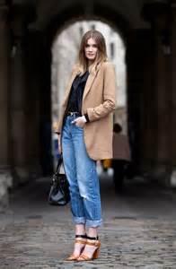 Fashion Week Street-Style Jeans
