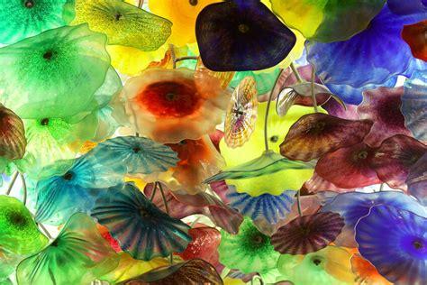 glass garden art flowers ebay