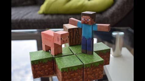 My kids are really into minecraft. Minecraft Bastelvorlagen Zum Ausdrucken