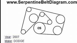 3 0 Sprinter Serpentine Belt Diagram Confusion 2 Different
