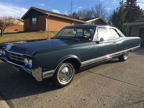 1965 Oldsmobile Ninety-eight 2dr Hardtop For Sale In