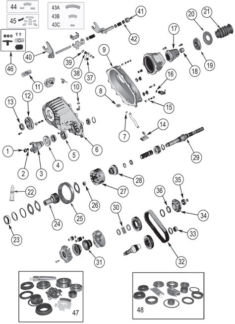 np replacement parts   quadratec