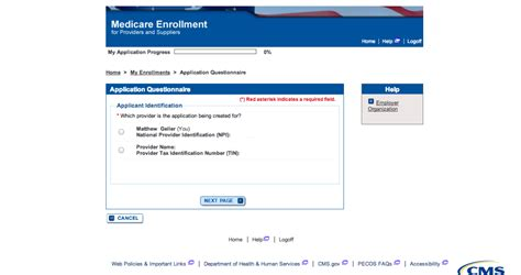 41 step guide to become a medicare provider w screenshots