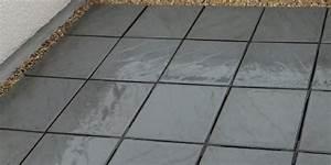 Beton Fliesen Terrasse : terrasse aus beton ve46 hitoiro ~ Michelbontemps.com Haus und Dekorationen