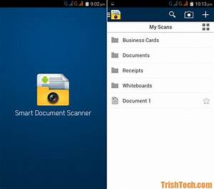 how to use android phone as document scanner With documents scanner for android