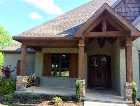 craftsman european house plan