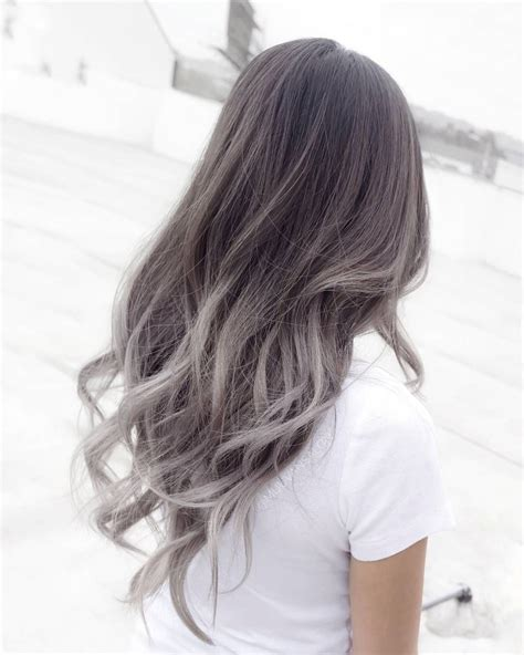 Awesome 45 Unbelievable Silver Ombre Hair Grey Ombre Hair