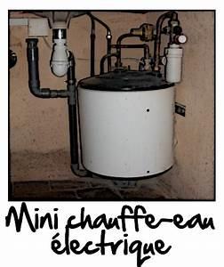 Chauffe Eau Electrique Sous Evier : chauffe eau sous evier cumulus eau chaude son lumiere ~ Dailycaller-alerts.com Idées de Décoration