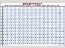 Julian Calendar weekly calendar template