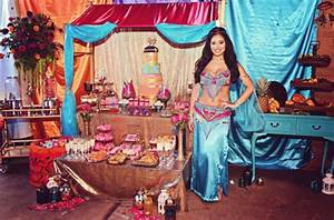 Arabian Themed 21st Birthday Party - Anders Ruff Custom