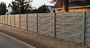 Zaun Aus Beton : untermauerungen betonzaun zaun aus beton gartenzaun ~ A.2002-acura-tl-radio.info Haus und Dekorationen