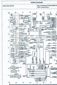 1993 Toyota Truck Electrical Wiring Diagram