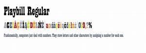 Playbill Regular - Fonts.com