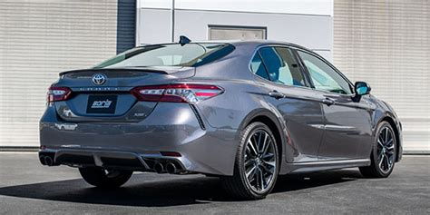 toyota camry exhaust system performance rear section