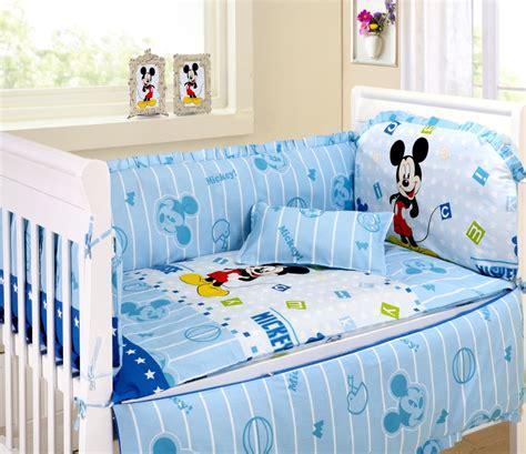 aussiebuby baby bedding crib cot sets 9 piece mickey