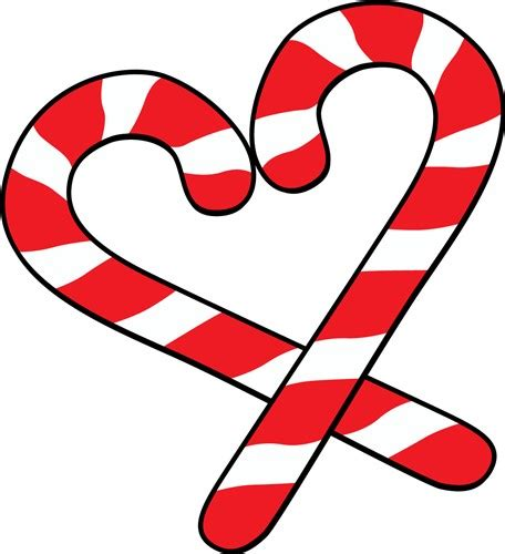 Free for commercial use no attribution required high quality images. CANDY CANE HEART Vector and SVG art by Great Notions