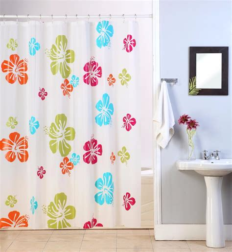 Wholesale Cheap Printed Peva Shower Curtain Made In China