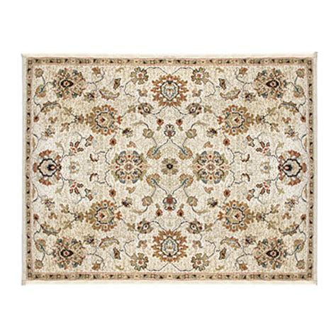 area rugs big lots living colors 60 quot x 79 quot clay falsetto ivory area rug
