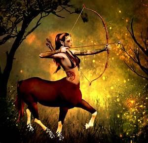 Female Centaur Archer - Hot Girls Wallpaper