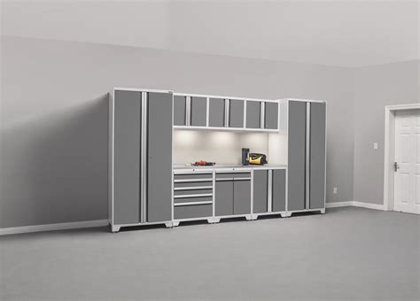 new age storage cabinets newage products inc pro series 18 gauge metal cabinet