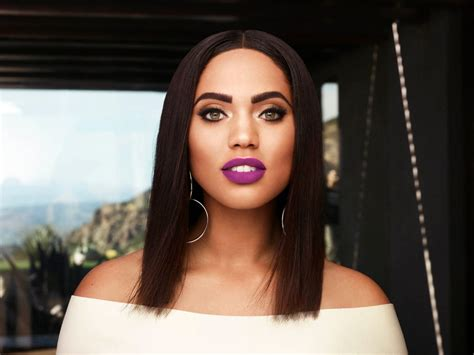 Ayesha Curry Describes The Major Makeup Mistake She