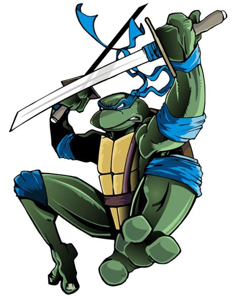 TMNT Leonardo by Epoole88 on DeviantArt