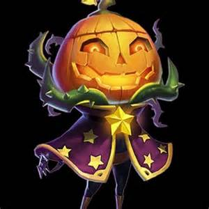Castle Clash Pumpkin Duke Crest castle clash pumpkinduke castleclash halloween stars