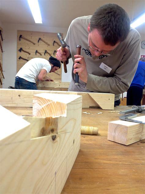 japanese carpentry workshop fabula lignarius