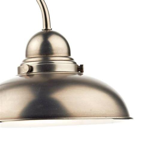 retro chrome wall light lightbox