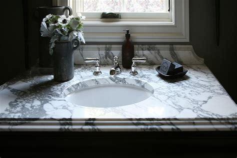 Arabescato Carrara Marble Countertops Design Ideas