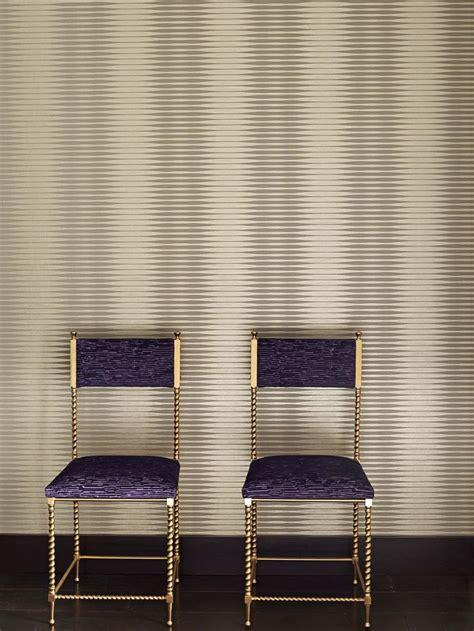 Osborne And by Lintel Wallpaper And Bark Velvet Fabric By Osborne
