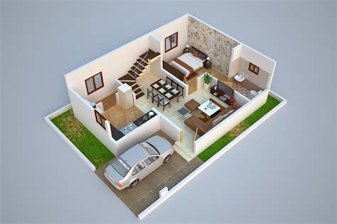 30 X 40 First Floor House Plans