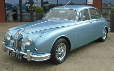 Jaguar Mk2 34 Saloon For Sale  Classic Motor Cars