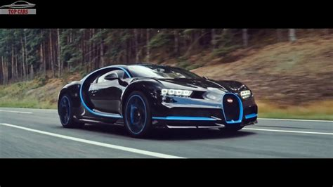Bugatti Chiron Top Speed by Top Cars Bugatti Chiron Speed Test World Record