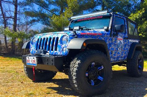blue camo jeep this is our other jk we call stomper love that digital