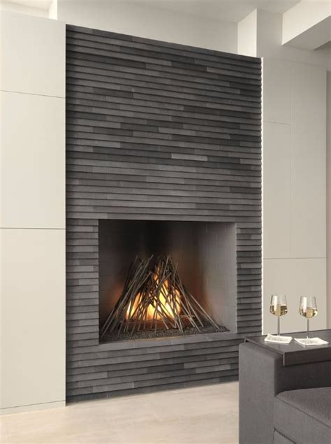 40860 modern grey fireplace contemporary gas steel quot wigwam quot by bd designs