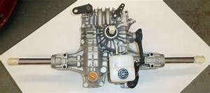 Westwood    Countax Tractor K62 Tuff Torq Gearbox 478000400