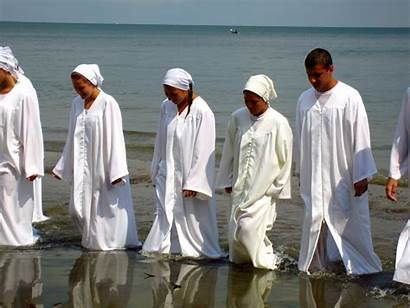 Baptism Water Wade Clean Jesus Blood Diana