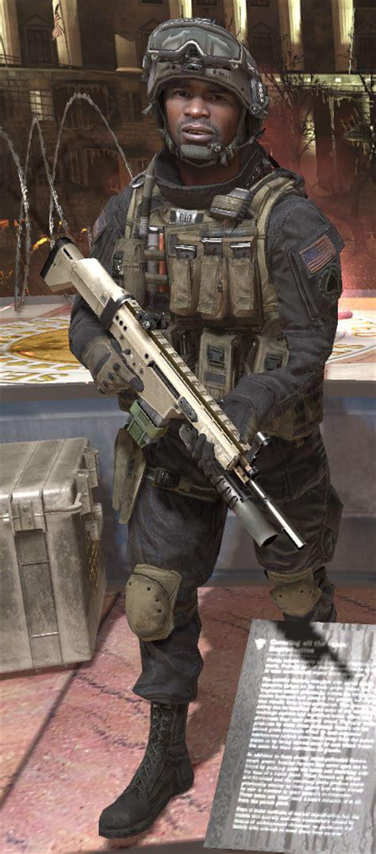 Mw2 Shadow Company Sgt Foley By Racingm3gtr On Deviantart