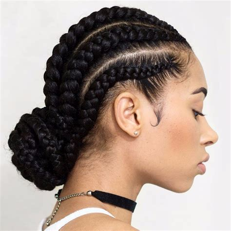 braids season  chic inspirations