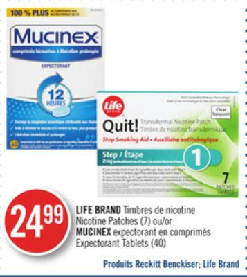 Life Brand Nicotine Patches (7) Or On Sale Salewhaleca